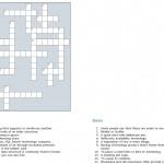 SQL Server Crossword #2
