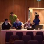 SQLBrit in Live Blogging Action