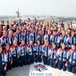 Team GB medal winners