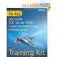 SQL Certification