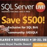 SQL Server Live Orlando